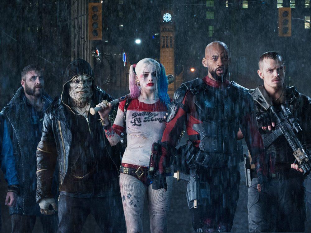fot. kadr z Legionu Samobójców, Warner Bros