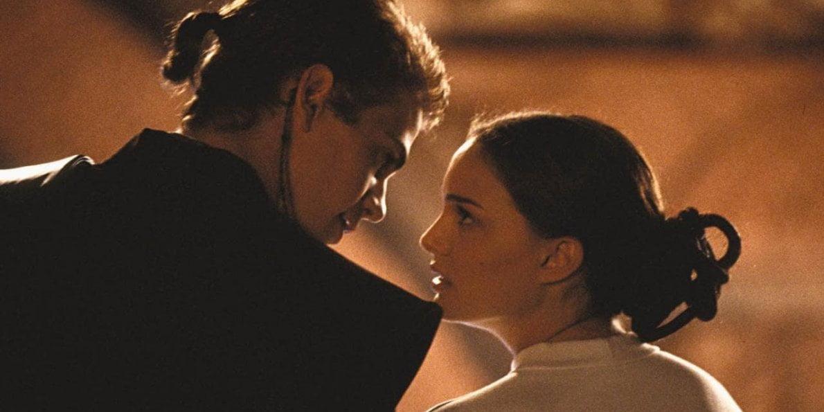 Fot. kadr z filmu Gwiezdne wojny: Część II - Atak klonów