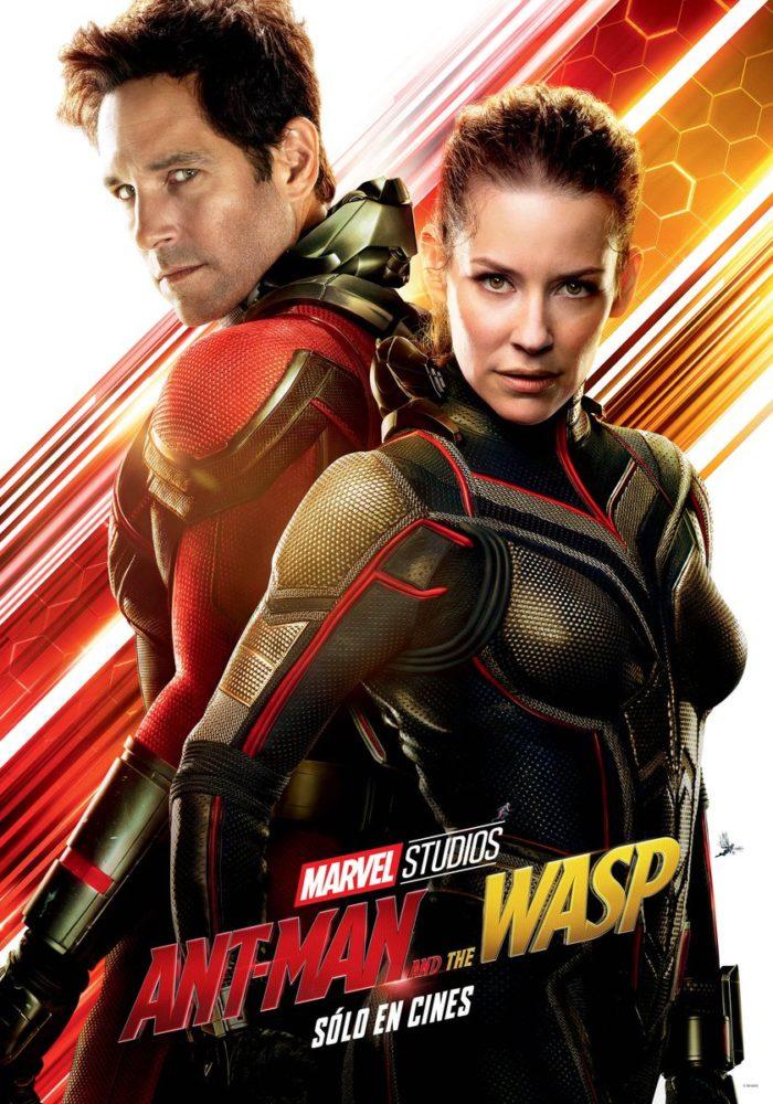 Plakat filmu Ant-Man i Osa