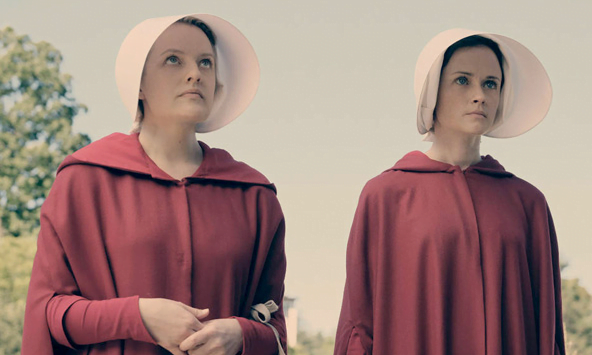 The Handmaid's Tale - dystopia