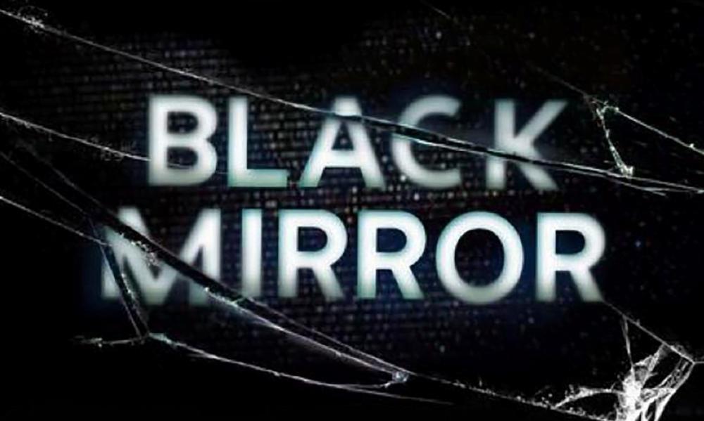 Black Mirror - dystopia