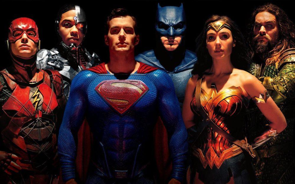 grafik mówi o domniemanym Snyder Cut