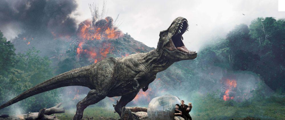 Plakat Jurassic World