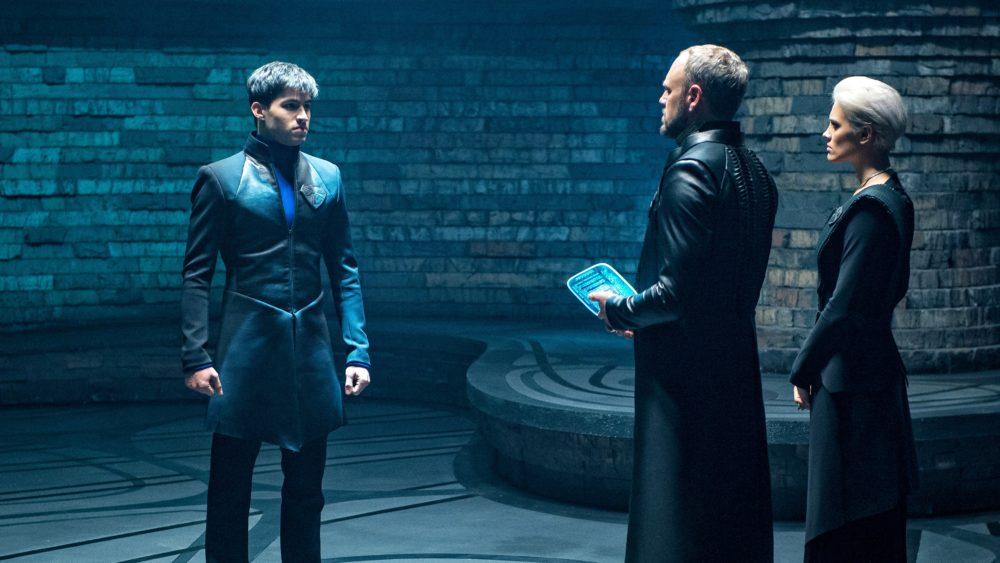 Kadr z serialu Krypton