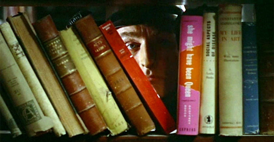 Biblioteka w Fahrenheit 451