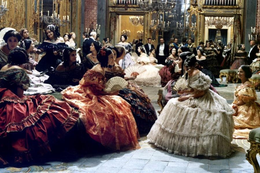 Fot. kadr z filmu Lampart