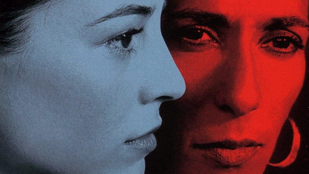 Kadr z filmu Porozmawiaj z nią