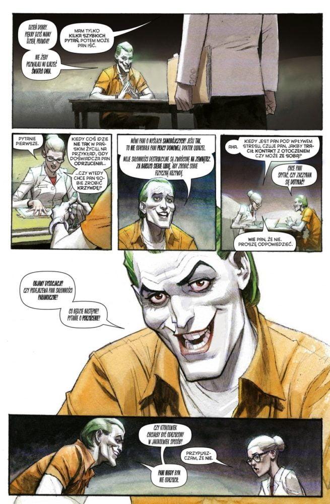 Harley Quinn tom 2: Joker kocha Harley