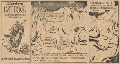 Papcio Chmiel - pierwszy komiks