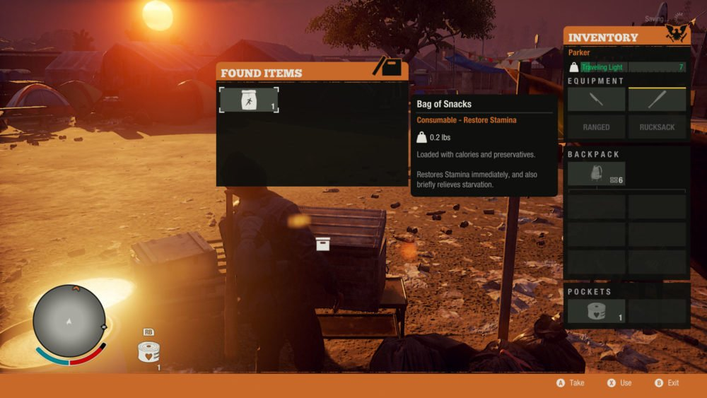 State of Decay 2, screen z gry