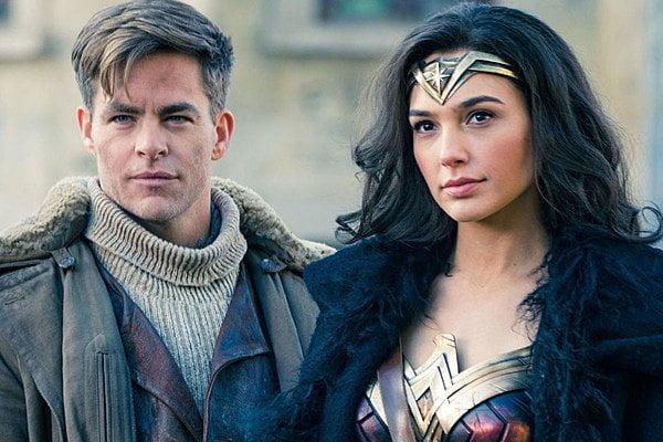 Pedro Pascal i Chris Pine - kogo grają w Wonder Woman 1984?
