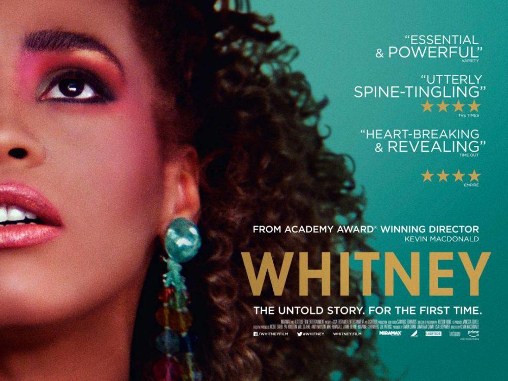 Oto nowy plakat filmu Whitney!
