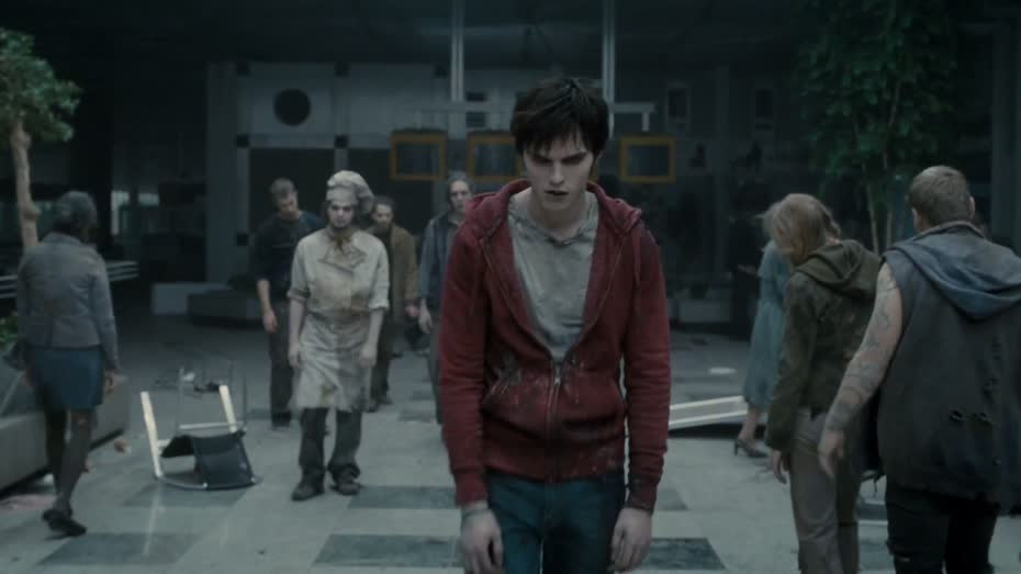Fot. kadr z filmu Wiecznie żywy