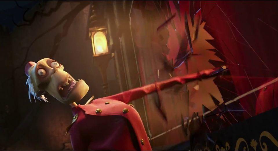 Fot. kadr z filmu Hotel Transylwania