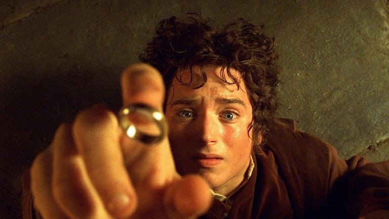 Frodo we Władcy pierścieni