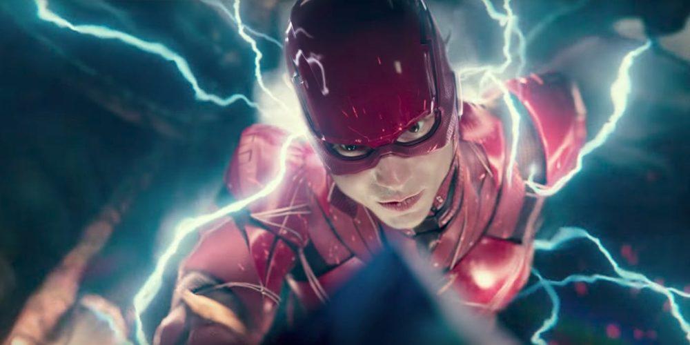 Kostium Flasha liga sprawiedliwości