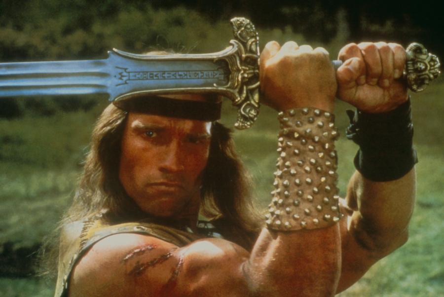 TOP 10 - Arnold Schwarzenegger Najlepsze role