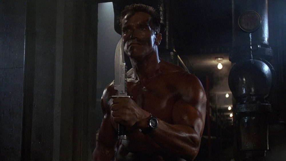 TOP 10 - Arnold Schwarzenegger