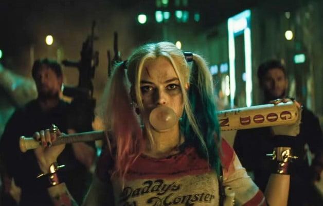 Margot Robbie w Legionie samobójców
