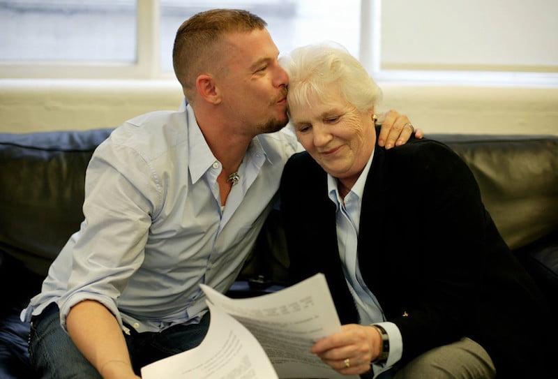 Kadr z filmu McQueen / materiały prasowe