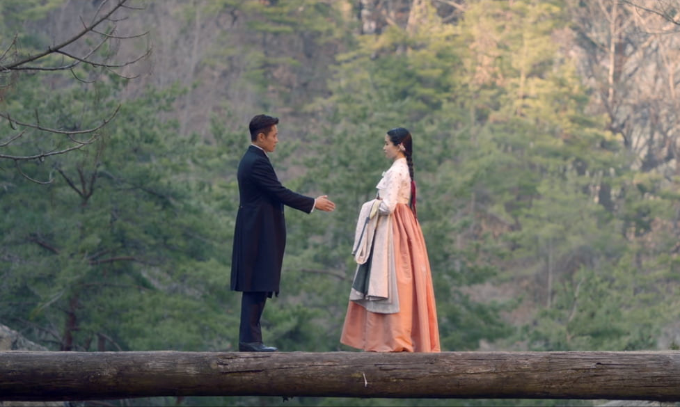 Kadr z serialu Mr. Sunshine
