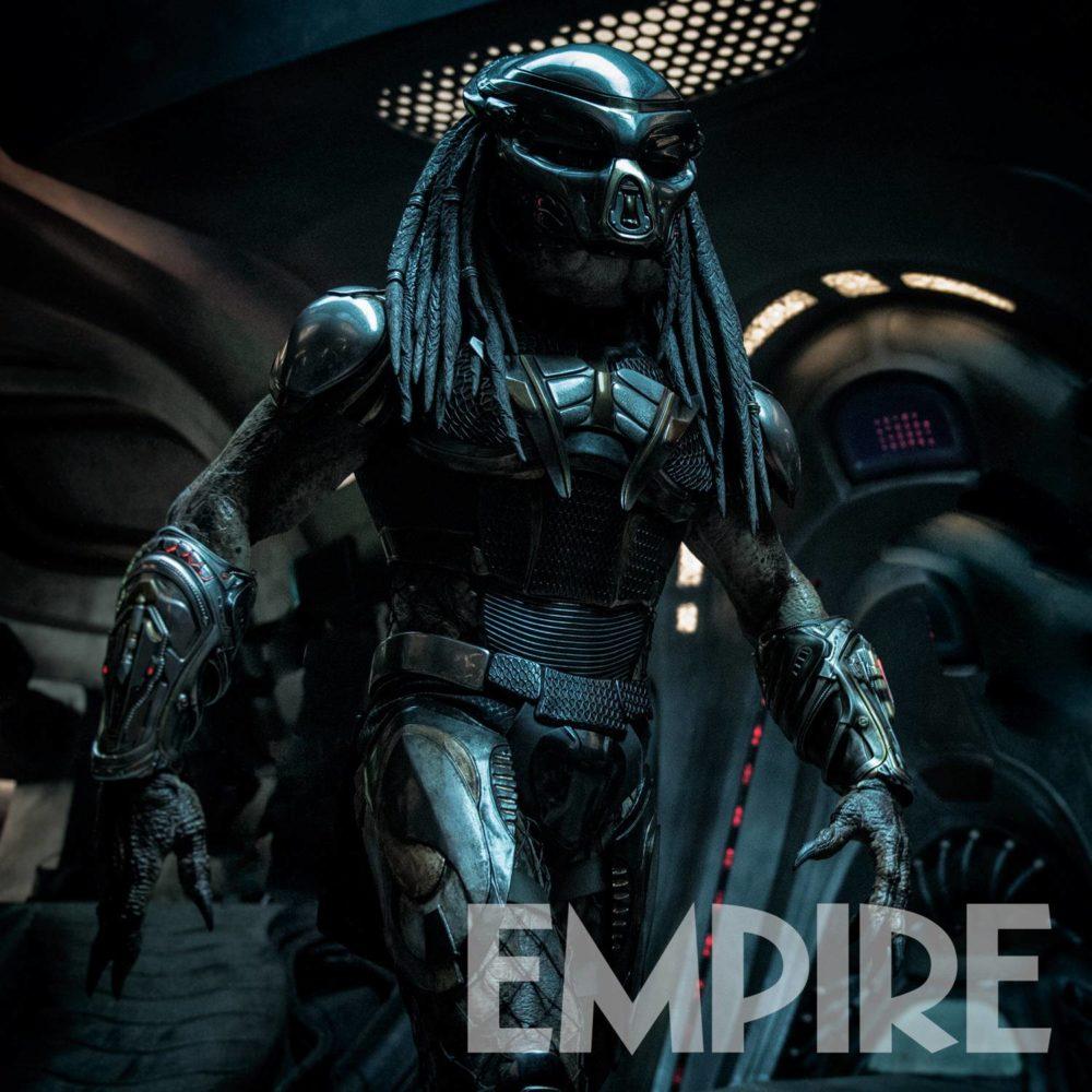 Empire prezentuje najnowszą zbroję Predatora