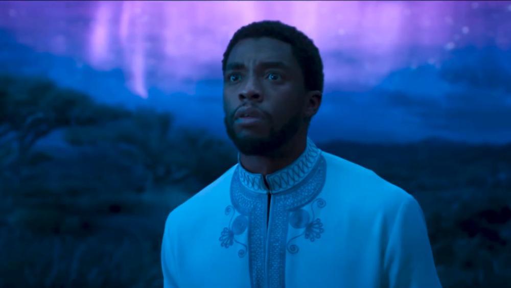 Boseman czarna pantera