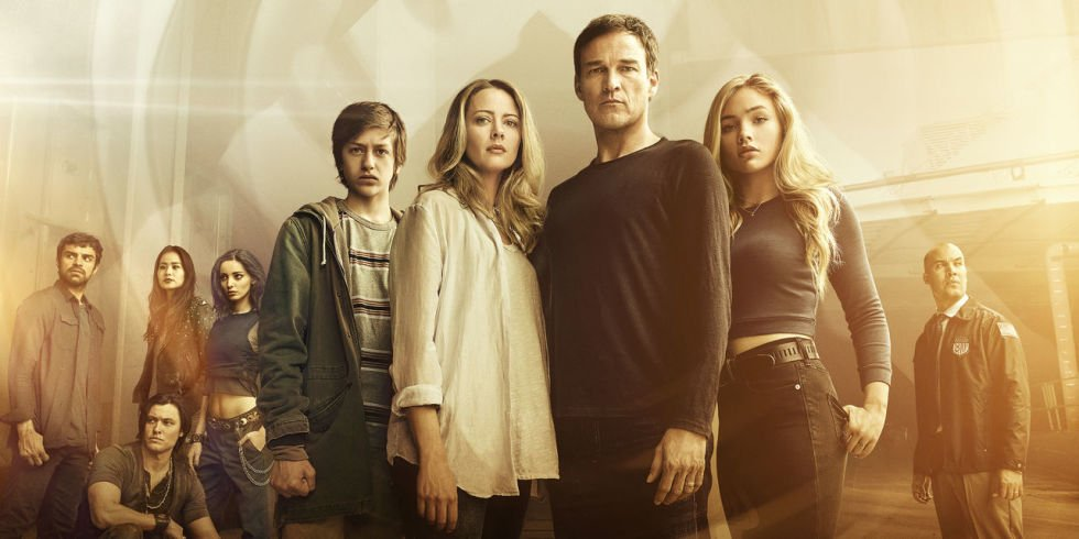 the gifted naznaczeni serial mutanci