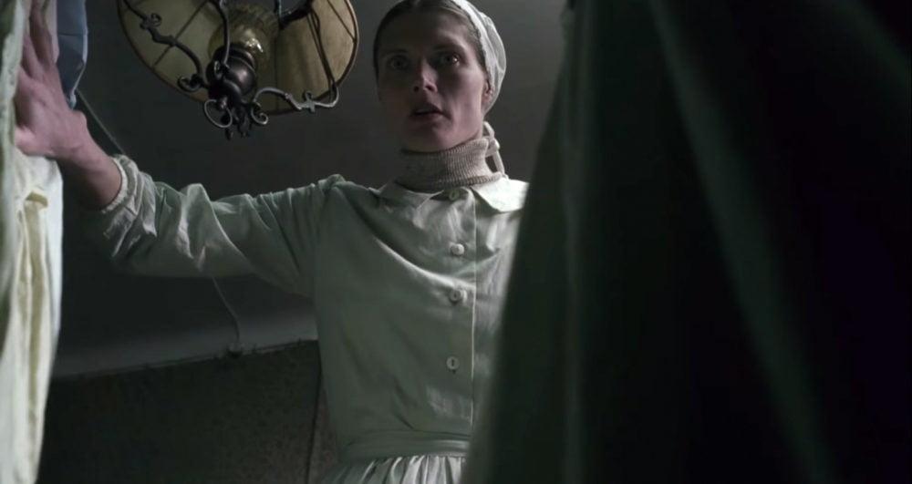 Małgorzata Bela w filmie Suspiria