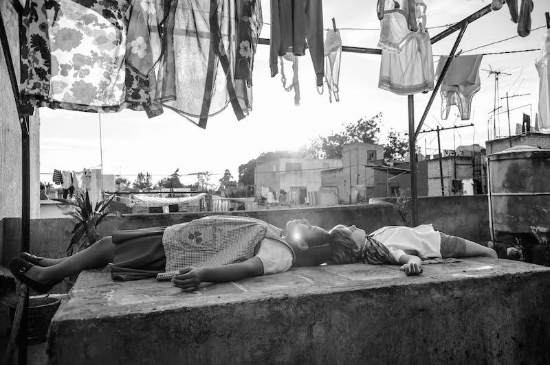 Kadr z filmu Roma / fot. materiały prasowe