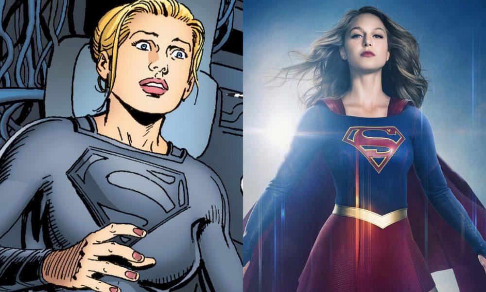 Supergirl DC komiks serial