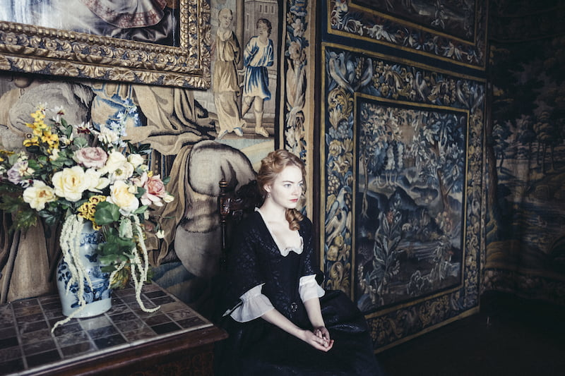 Kadr z filmu The Favourite / fot. materiały prasowe