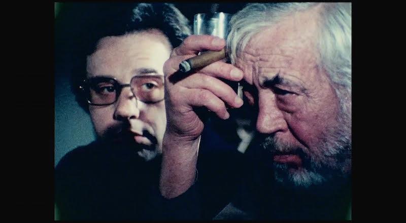 Kadr z filmu Druga strona wiatru / fot. materiały prasowe
