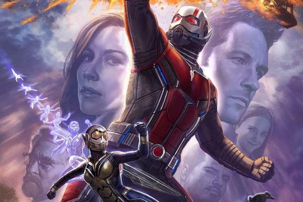 Ant-Man i Osa w box office