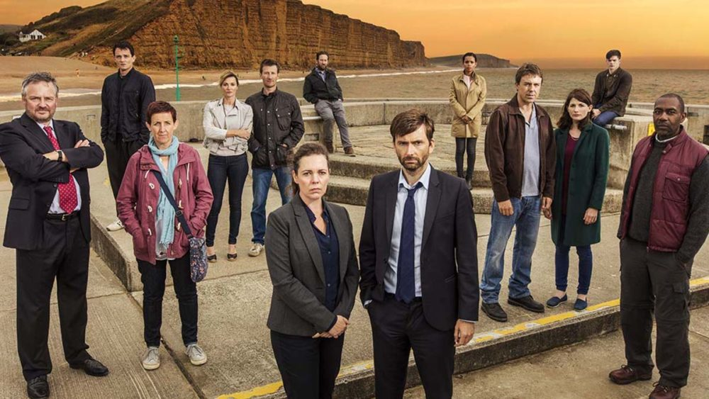Broadchurch seriale kryminalne