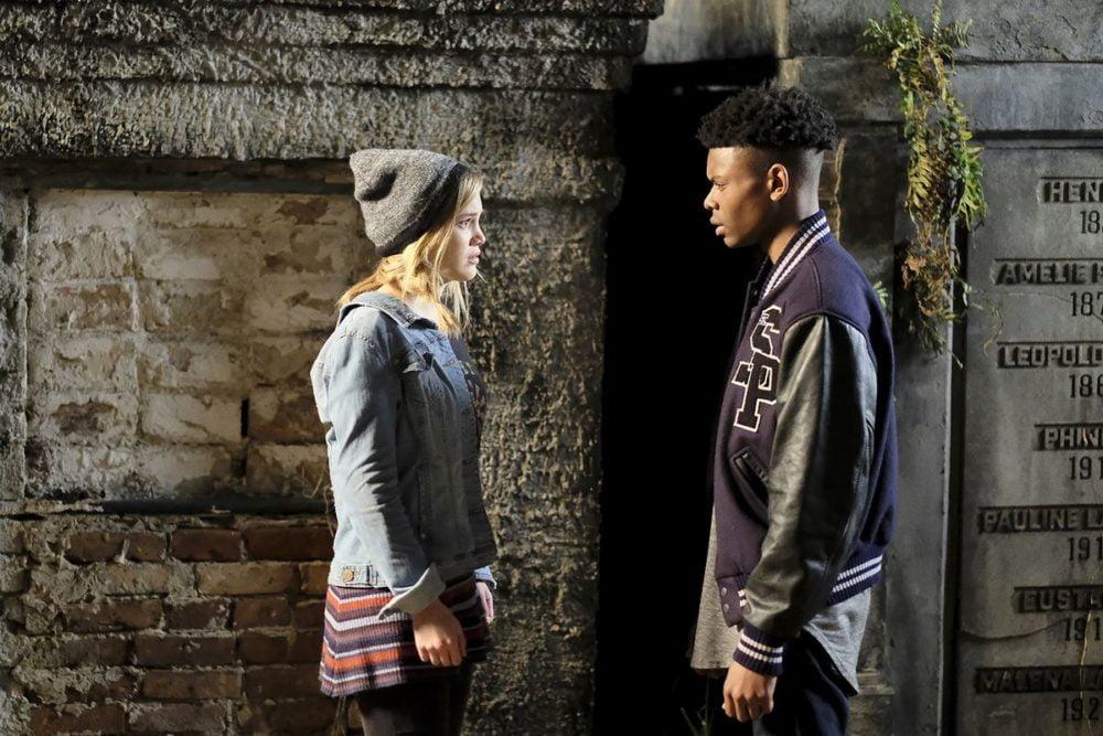 Fot. Kadr z serialu Cloak & Dagger