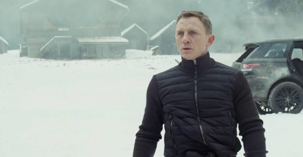 Danny Boyle nie będzie reżyserem Bonda