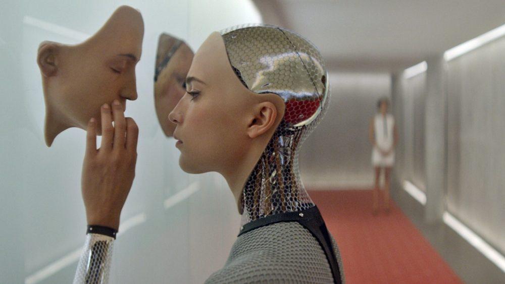 robot AI film kino ex machina vikander
