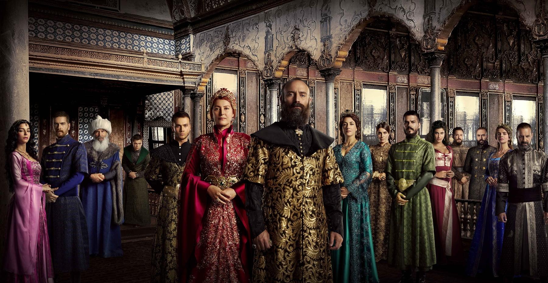 ТОП 10 самых популярных турецких сериалов по всему миру