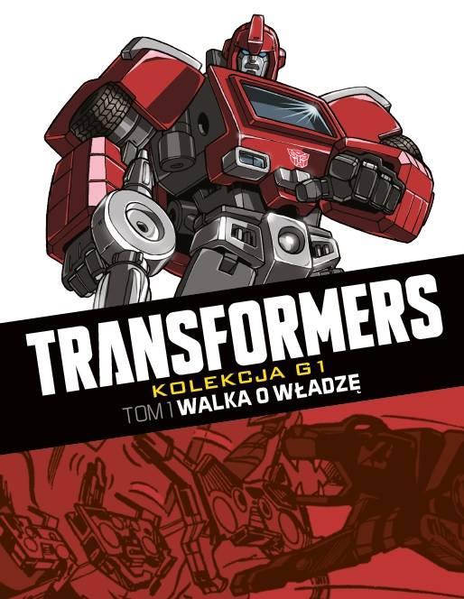 transformers kolekcja komiksów