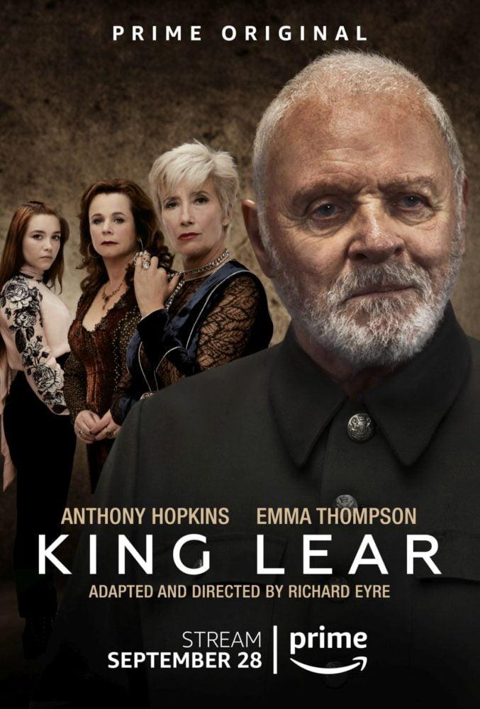 Anthony Hopkins jako Król Lear
