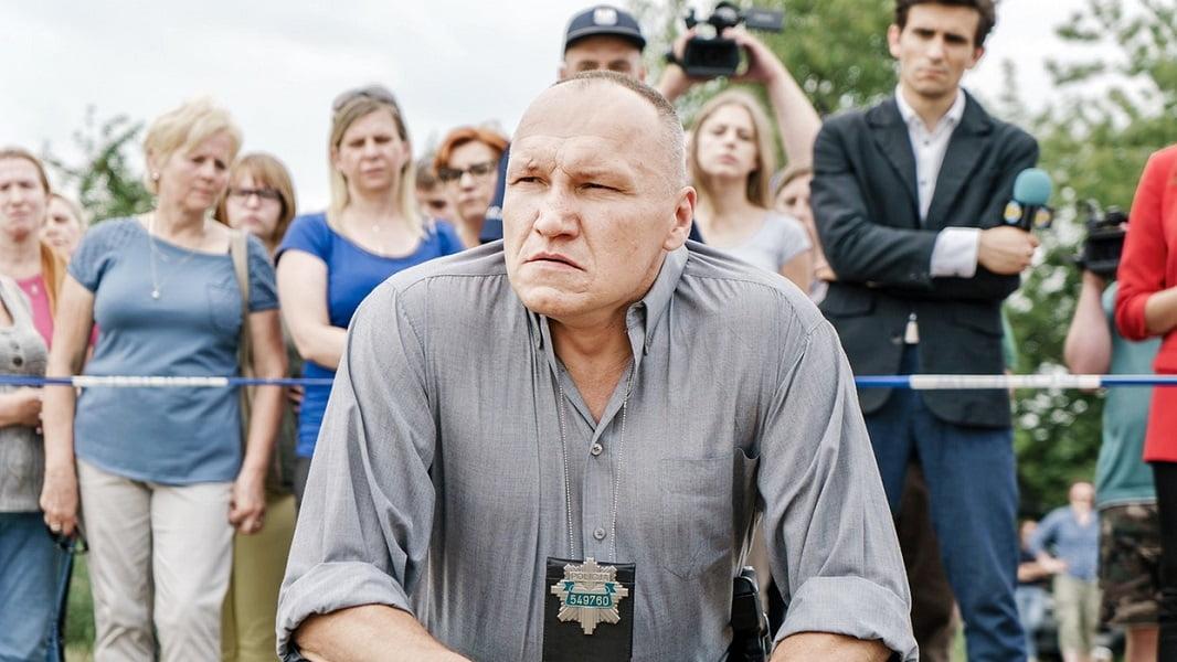 nadkomisarz walczak w serialu ślad polsatu