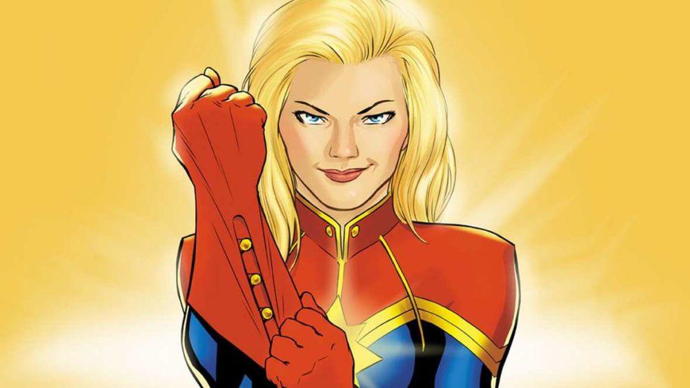 Captain Marvel końcem filmów Marvela na platformie Netflix