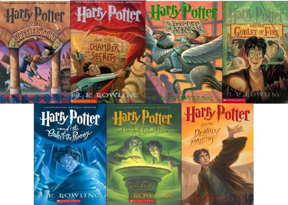 Potter - najlepsze książki dla dzieci