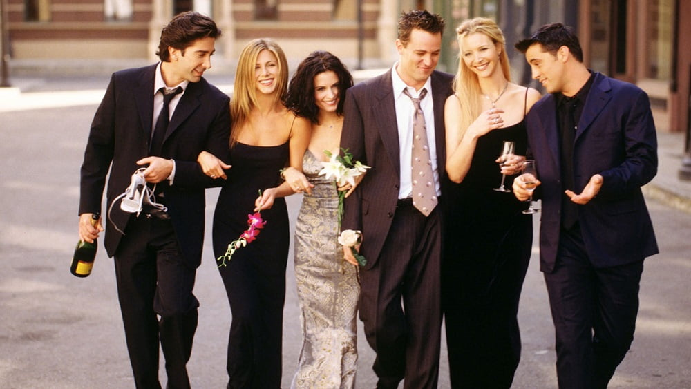 kiedy Monica i Chandler się łączą z kim tyson kidd randkuje wdw
