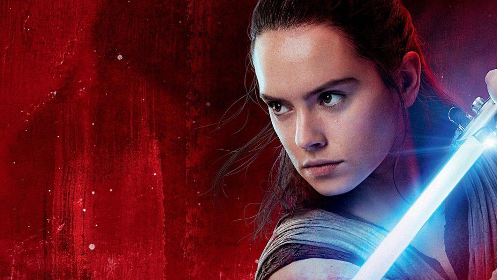 Rey Ostatni Jedi Gwiezdne wojny