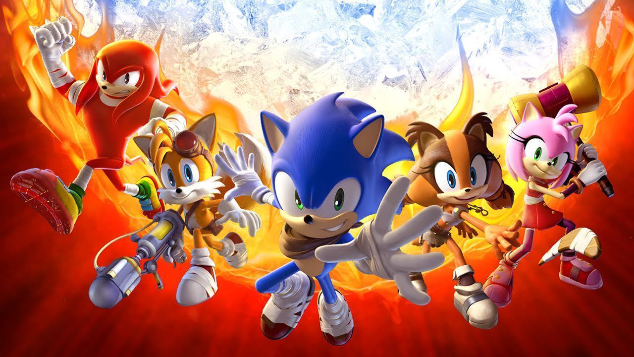 Sonic i jego ekipa