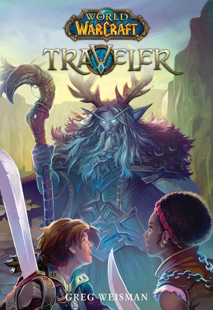 wow książka traveler