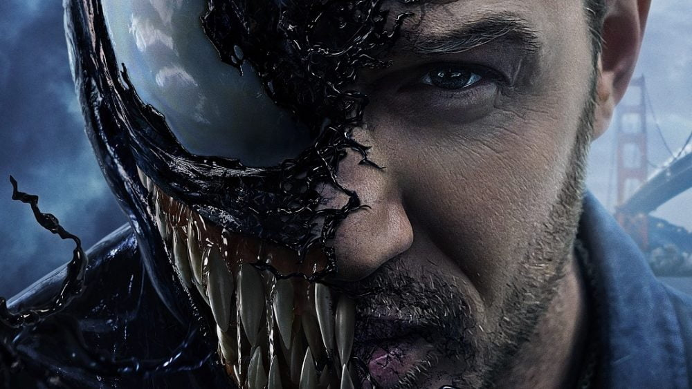 Tom Hardy Venom Eddie Brock 2018 film