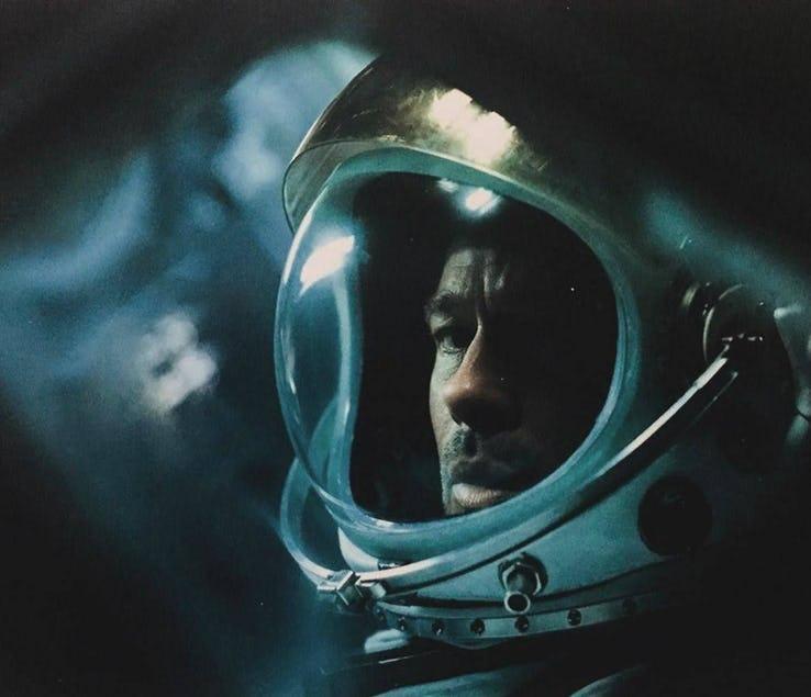 Ad Astra zdjęcie Brada Pitta